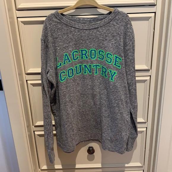 Boys Jcrew Crewcuts size 8 long sleeve shirt